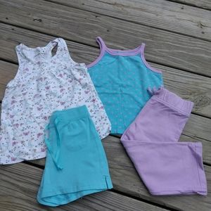Sonoma mix and match outfit bundle.  Size 4
